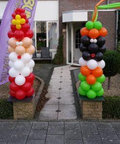 Ballonnen Sinterklaas of Piet
