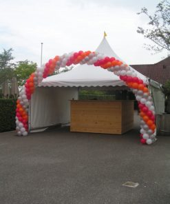 Grote ballonnenboog