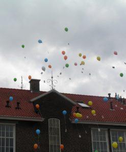 Levensduur van ballonnen