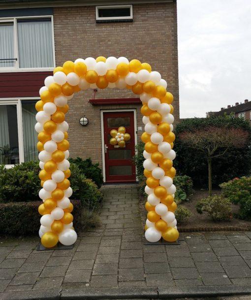 ballonnenboog 50 jaar getrouwd