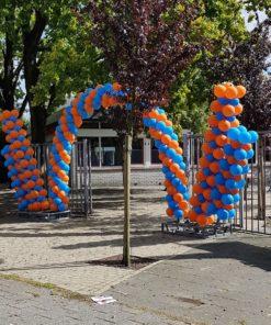 Ballonnenboog Waalwijk