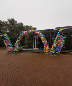 Mega ballonnenboog speciaal