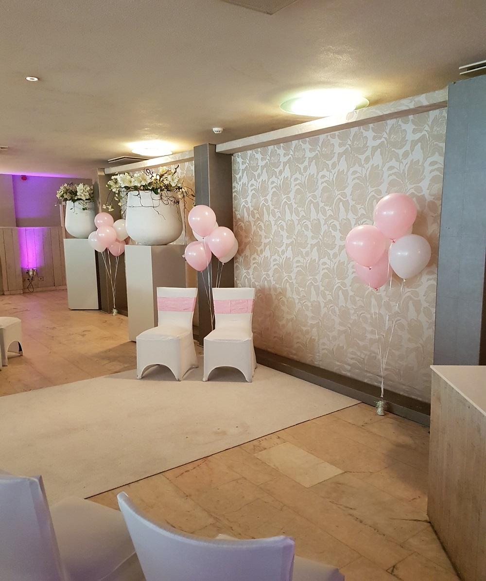 Ongekend Vloerdecoratie 5 ballonnen - Bumble Fun | Ballondecoraties en Confetti WK-74