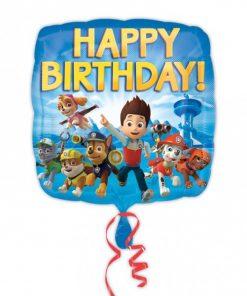 Folie ballon paw patrol verjaardag