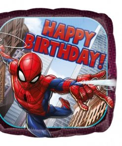 Folie ballon spiderman