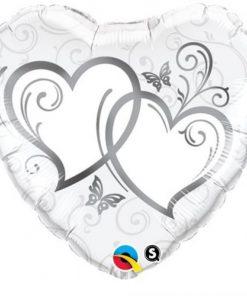 Folie ballon wedding heart