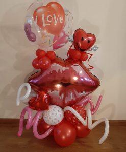 Ballonboeket Lips