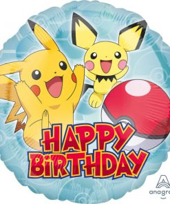 Folie ballon Pokemon