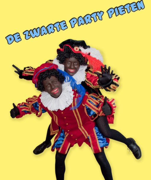 Sinterklaas voorstelling Party pieten