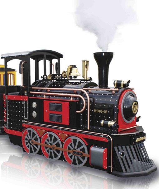 Fun Express mobiele trein
