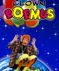 Kindershow Clown Boemus
