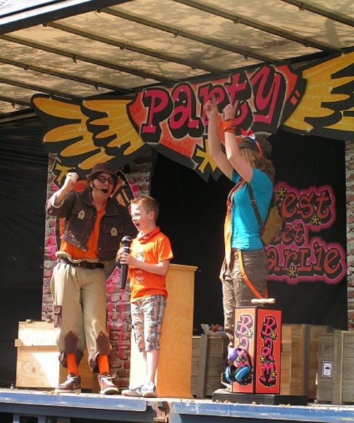 kindershow carnaval