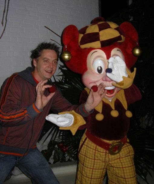 Tafelgoochelaar Magic-e bij Villa Pardoes