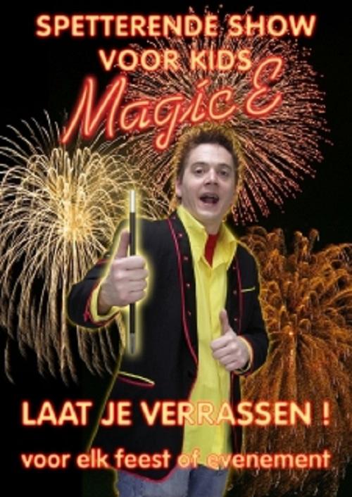 Goochelshow Magic-E