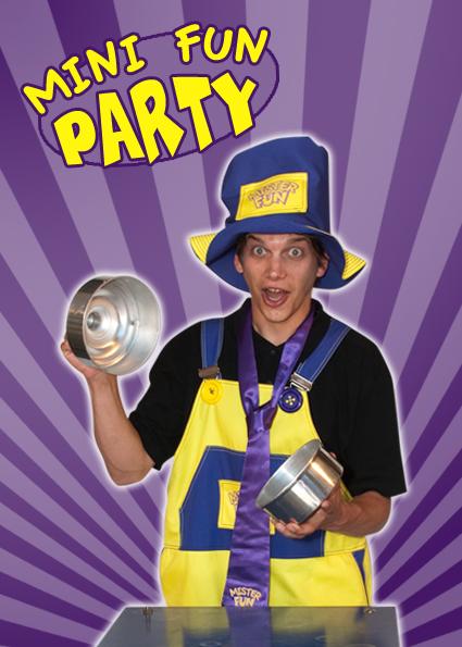 Mini fun party