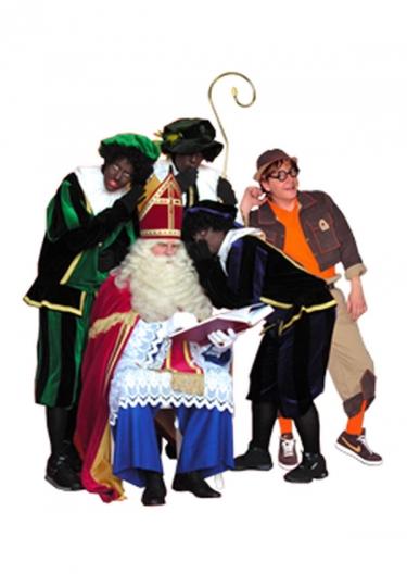 Sinterklaas show bedrijfsfeest Super sinterklaasfeest met Charlie