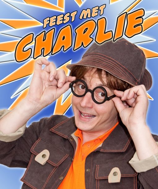 Kindershow Feest met Charlie
