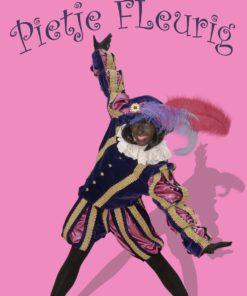 Voorprogramma Sinterklaas Pietje Fleurig