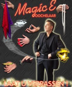 Tafelgoochelaar Magic-E waalwijk